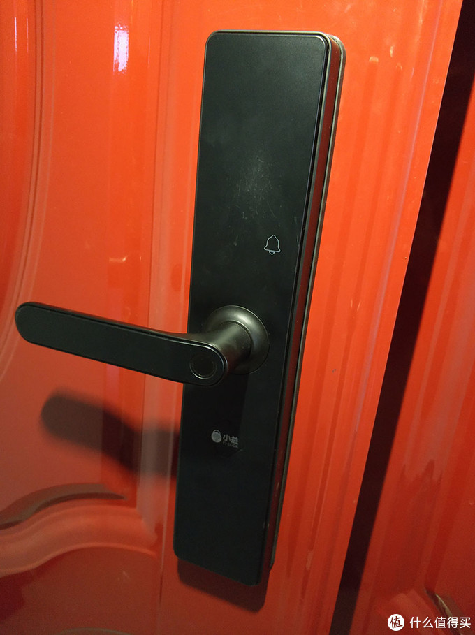 无钥匙时代 小益E206 指纹密码锁 3个月体验