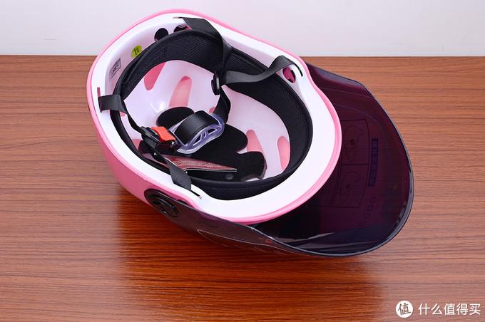 适合佛系车主和电动车驾驶员的头盔,试用野马防晒头盔