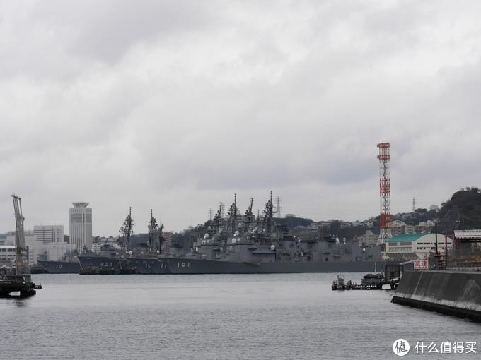军迷的另类日本游,去横须贺看军舰吧!
