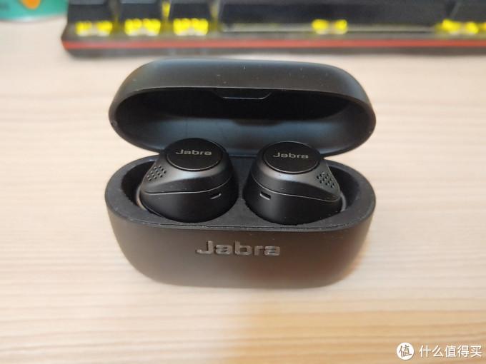 面包宅家系列三,真无线蓝牙耳机Jabra就是香