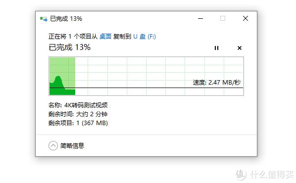 这个10年前的USB 2.0优盘,算了算了,等下扔了得了~下一个!