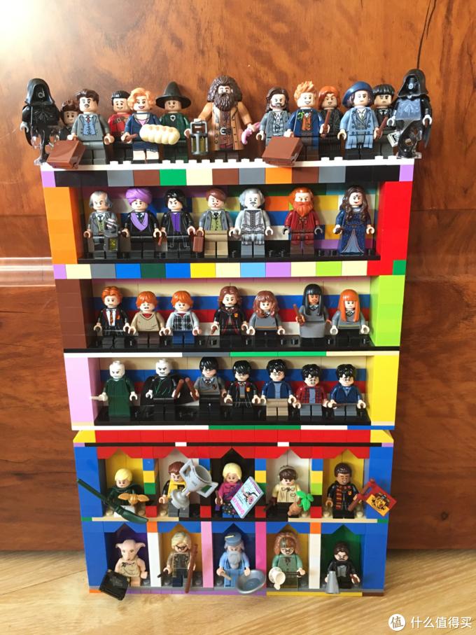 哈迷小收藏—我的哈利波特系列人仔全盘点
