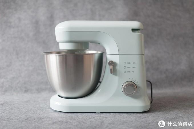 家用厨房好帮手:美的厨师机使用体验