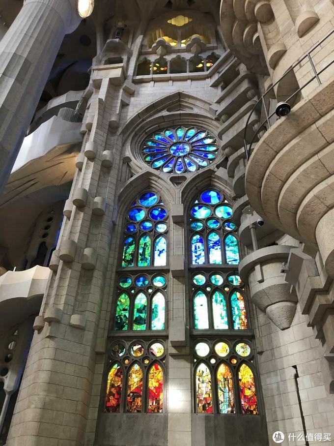 圣家堂内景,适合凹造型拍照片