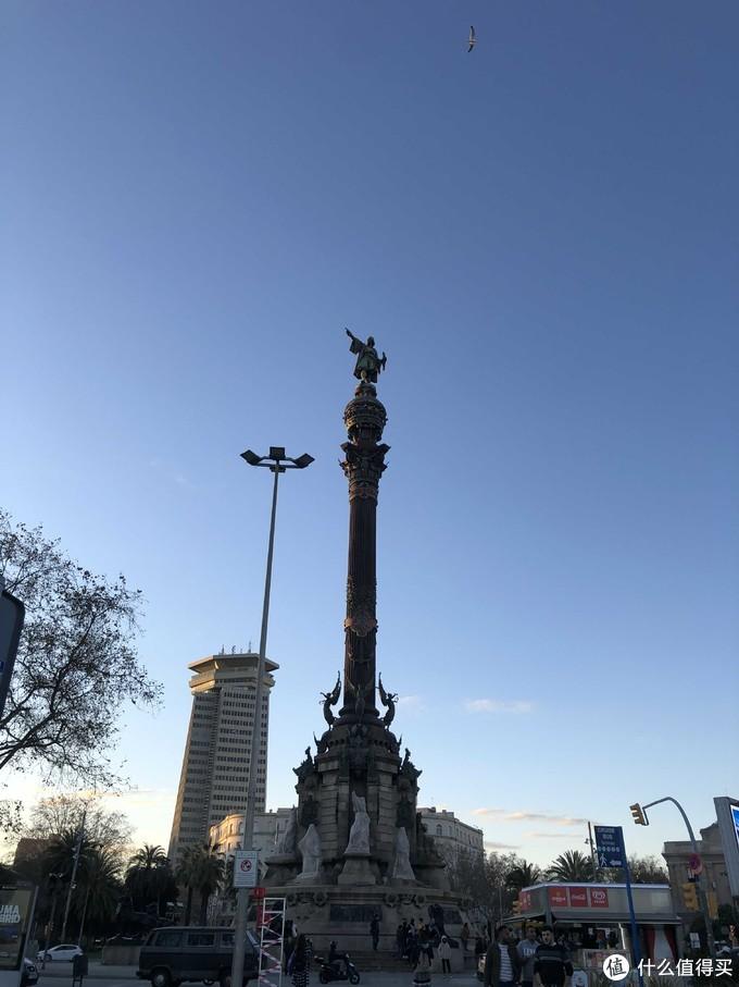 哥伦布纪念碑