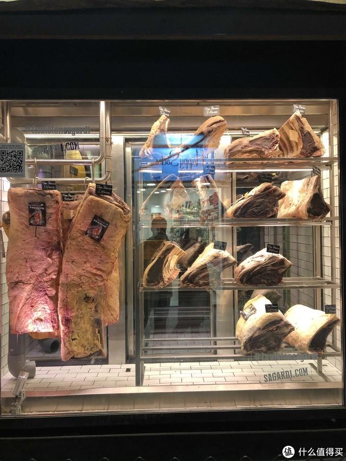 著名的伊比利亚火腿,早上酒店也有提供,吃了一口,实在没吃出来那里好吃