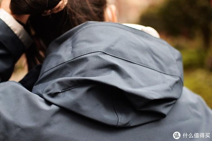 一件三穿 90分三合一羽绒旅行夹克