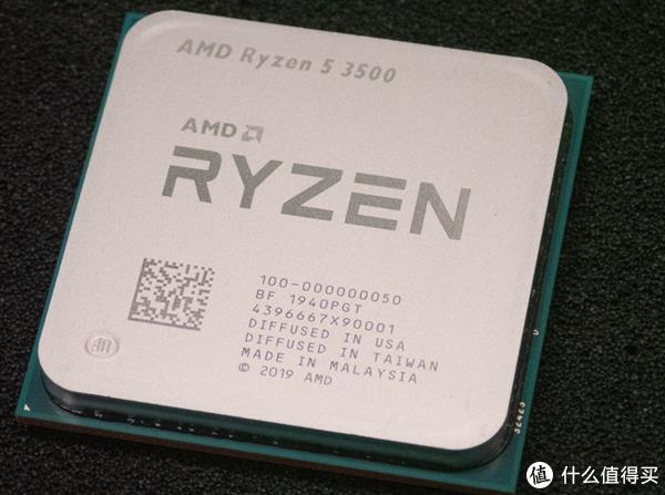 来自日本Ascii的Ryzen5 3500实拍照片
