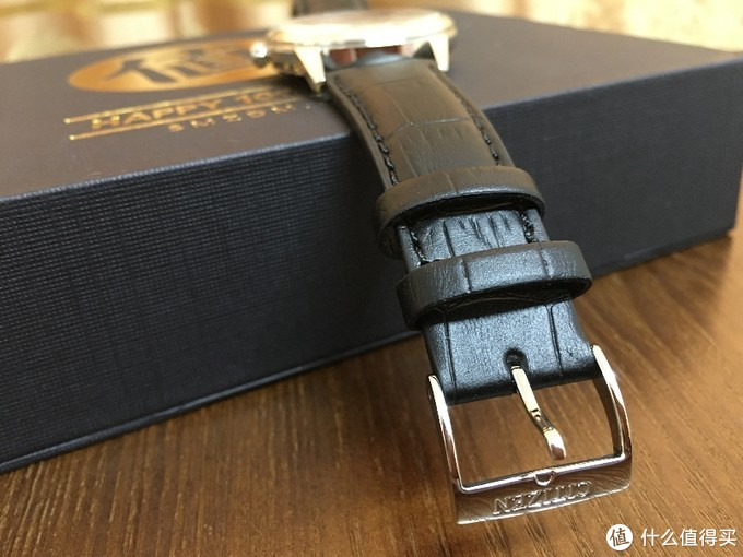 表扣皮带细节
