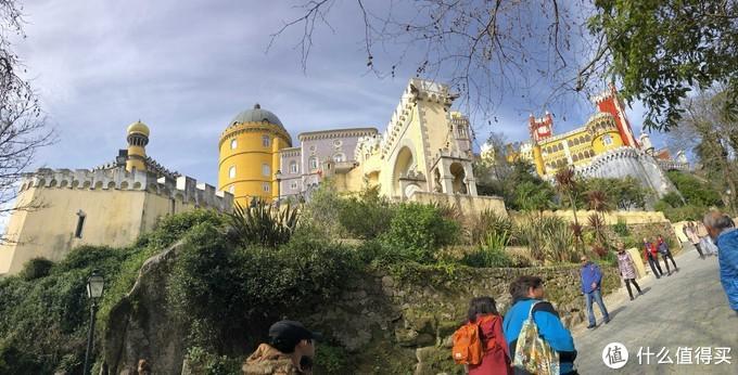 辛特拉城堡