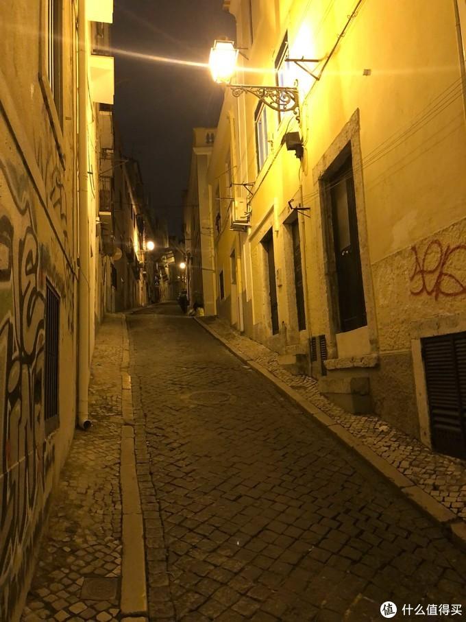 里斯本夜景