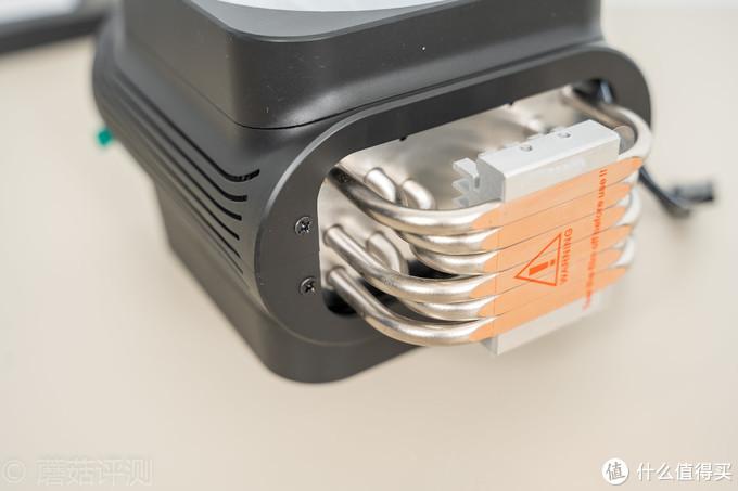 设计出色颜值高、超频三(PCCOOLER)东海逐鹿GI-D66A散热器 评测