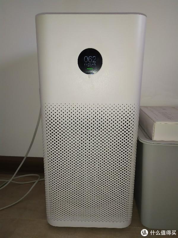 空气净化器2s