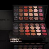 欧美测评女王Tati推出:Tati beauty  Vol 1 眼影盘