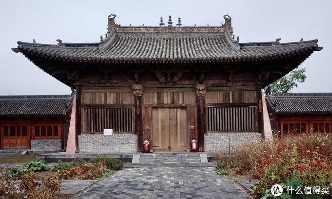 金代延庆寺 只剩这么个主殿还能看看