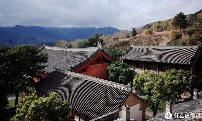 佛光寺建筑群