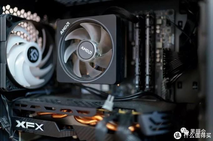 AMD锐龙7 3700X装机体验
