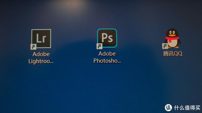 屏幕细节,10cm近距离拍摄桌面图标,正常坐姿毫无颗粒感!舒服!