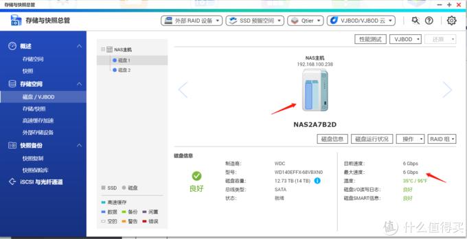 给NAS测评打个样:QNAP TS-251D双盘位NAS测评体验