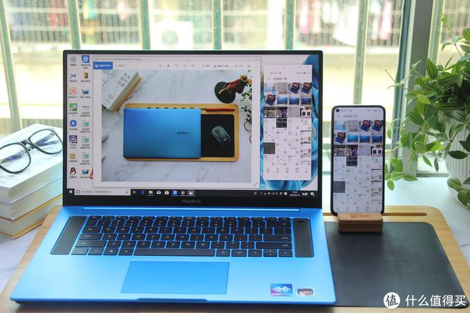荣耀笔记本Pro 魅海星蓝评测:高性能更轻薄,大屏移动办公新宠