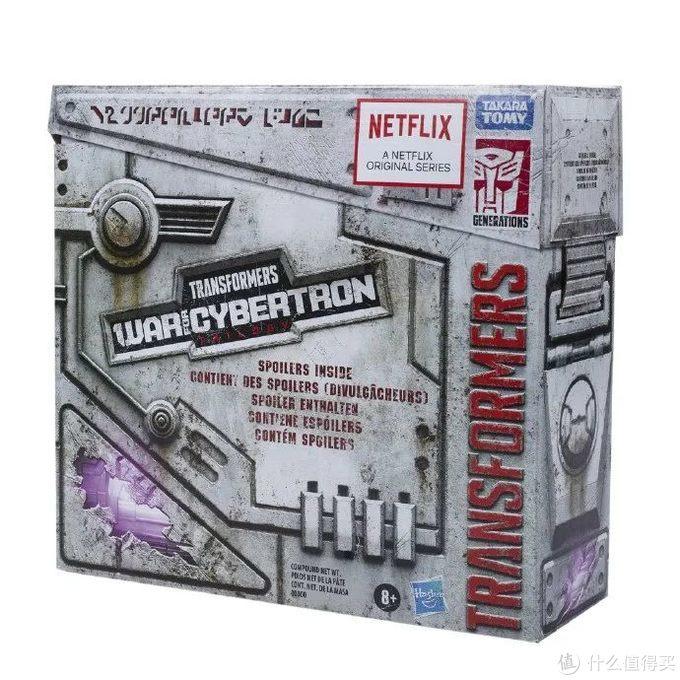 赛博坦之家:Netflix变形金刚三部曲第一部宣传片公布