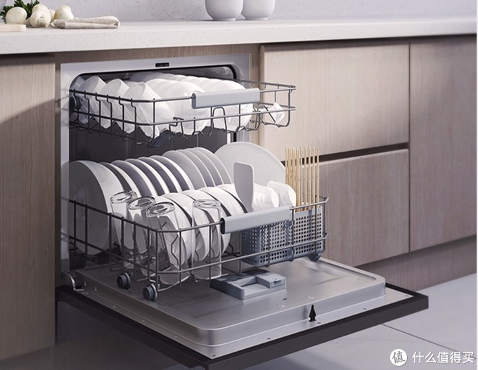洗碗、除菌、消毒、烘存一体:小米两款洗碗机新品在小米商城众筹上架