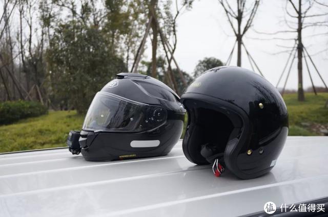SHOEI的复古盔JO堪称完美,除了冬冷夏热还吹脸
