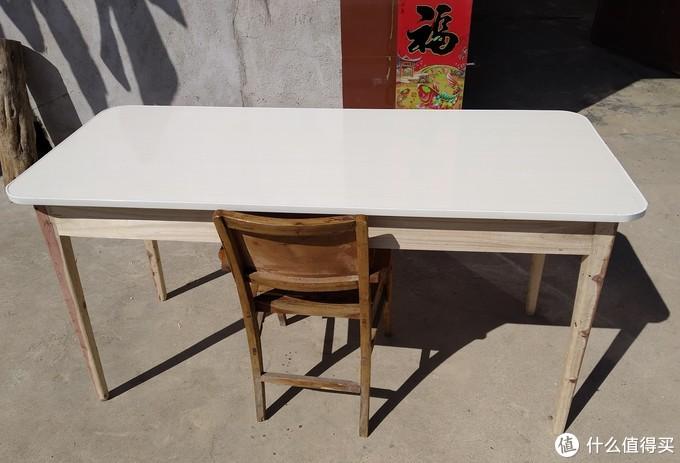 宅家DIY之自造小书桌