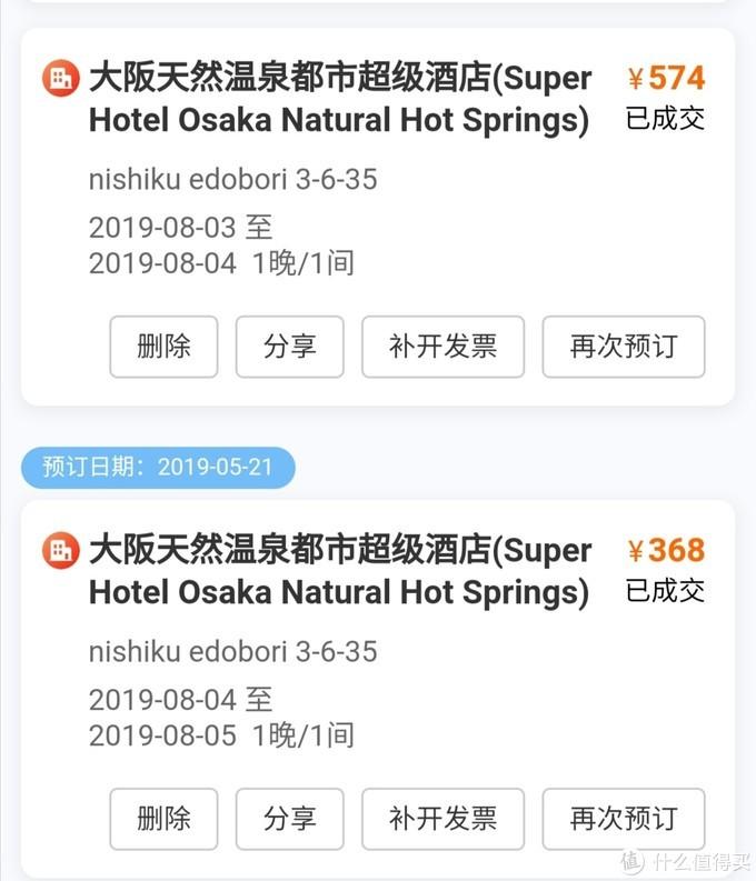 暑假大阪亲子游(航班+酒店+签证+保险+WIFI)