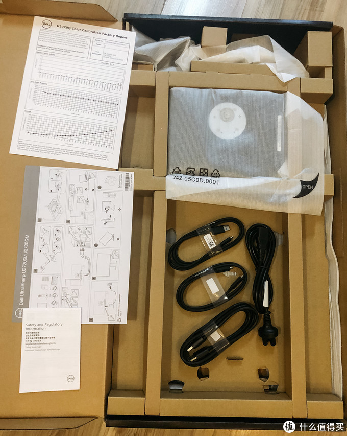 戴尔Dell U2720Q显示器开箱简评 Macbook上的4k60Hz设置方法如何优惠购买