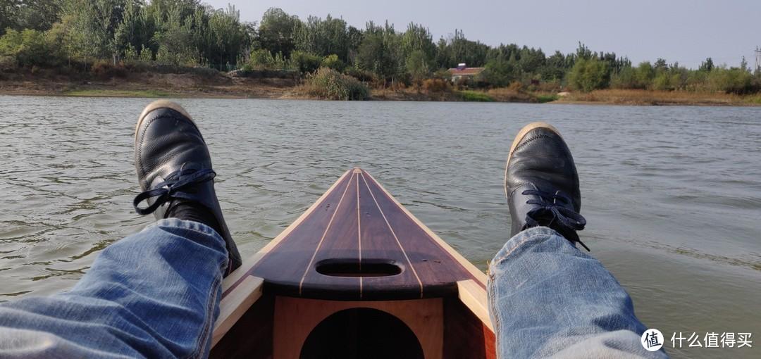 让我们荡起双桨,做一艘独木舟(canoe)吧