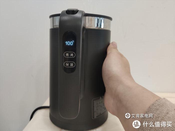 云米恒温电水壶深度体验:帮用户更讲究的喝水