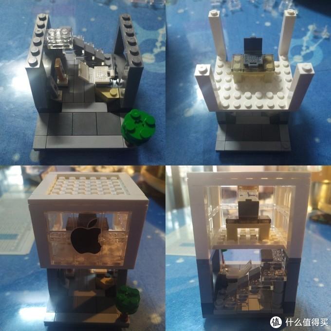 SD街景系列:水果手机店&星爸爸咖啡店