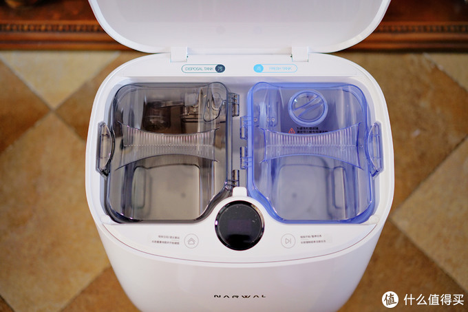 能拖会扫,还能自己洗抹布?云鲸 J1 拖扫一体机器人 真的这么智能?