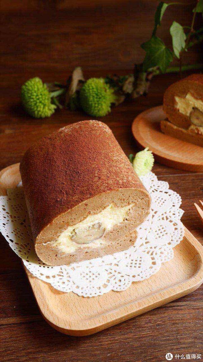 孩子不爱吃早饭,妈妈给他做了一道蛋糕卷,从此天天嚷着吃!