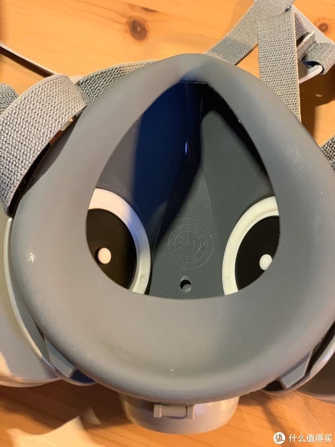 无口罩的替换方案-防毒面具和半面具 3M 重松 备份党