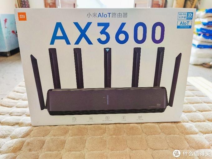 小米AIoT路由器_ AX3600开箱评测/不止于快