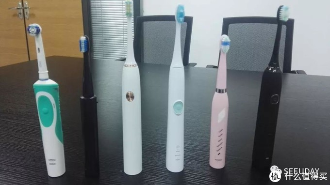 这就是我选择德国SEEUDAY电动牙刷的理由!
