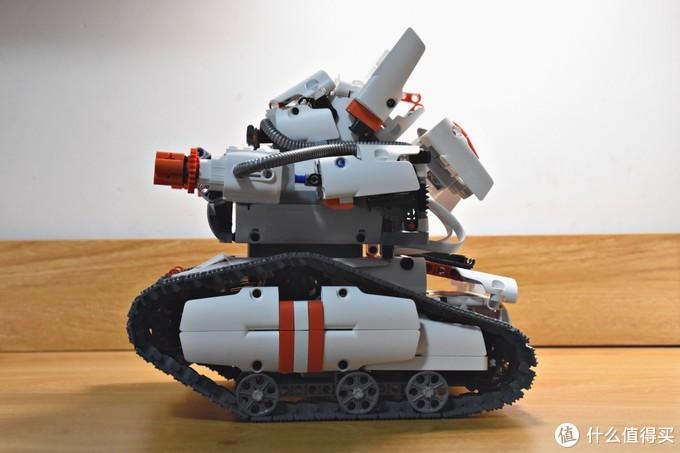 米兔积木机器人开箱晒单