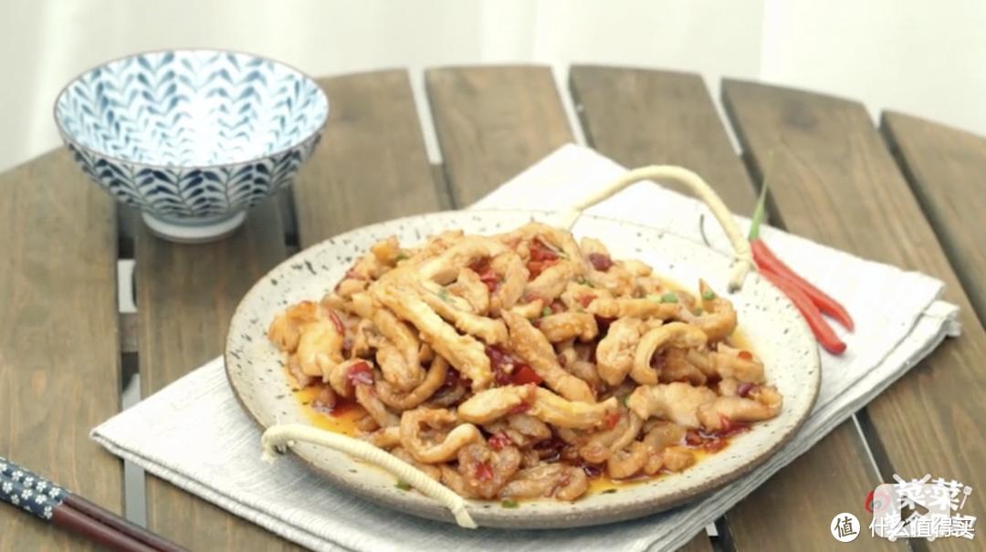 【视频】剁椒板筋   猪身上最好吃的一块肉,90%的人没吃过