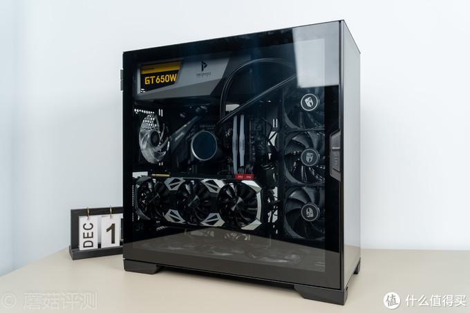 用料给力,安静稳定、Tt(Thermaltake)GT 650W金牌全模组电源 开箱