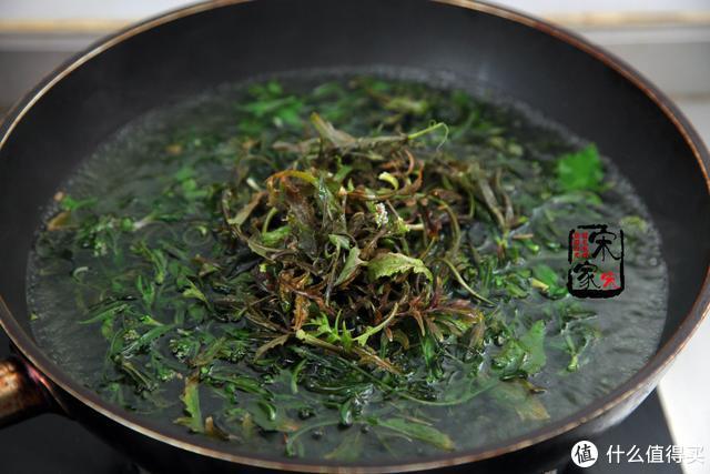 春天特有的野菜,城里10元一斤不好买,农村多到随便挖!