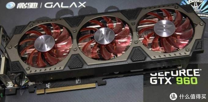 价格异常稳固的GTX960 4GB显卡,稳居¥350~400元二手N卡第一阵营