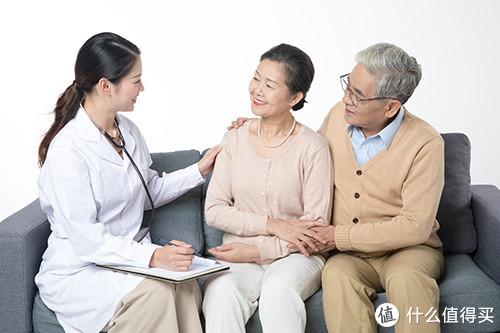 带父母做体检,5个项目不能漏