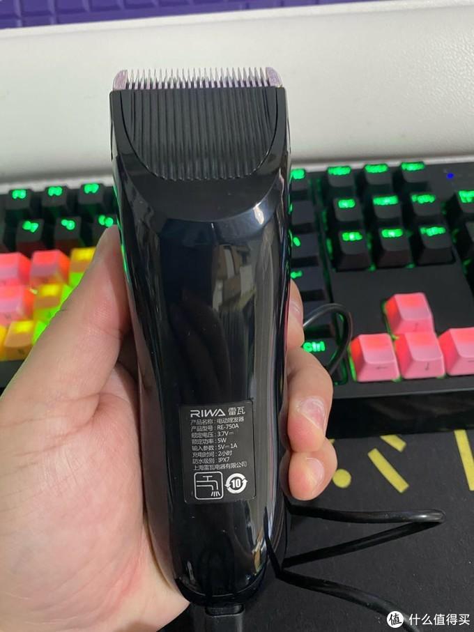 """""""作死""""不止:小白如何自己动手理发?兼评雷瓦RE-750A电动理发器"""