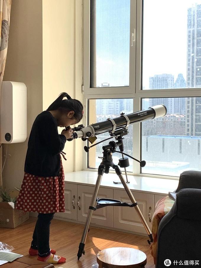 看那星辰大海-星特朗80DX天文望远镜 开箱简评