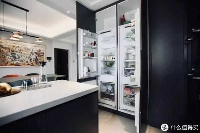 嵌入式的对开门冰箱到底怎么样?使用半年的真实体验分享!