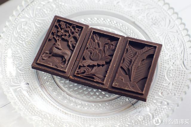 文艺范的巧克力制品有颜值有口味有故事