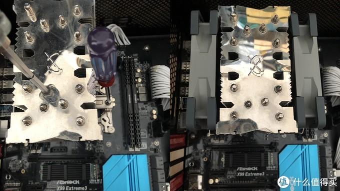 大马拉小车,散热器从4热管升级到8热管,低功耗cpu差距反而不如硅脂来的更直接?