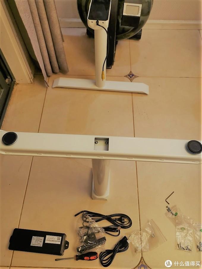 客厅里面的一方自留地--电动升降桌晒单